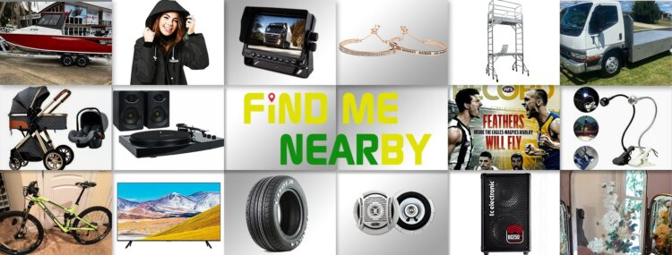 Find Me Nearby