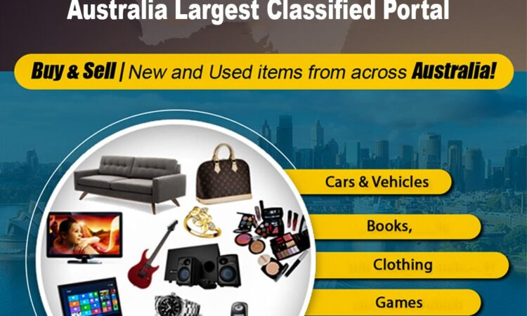 Buy and Sell Near You with Online Classifieds