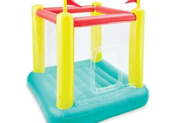New kids Inflatable Bouncy Bouncing Jumping Castle with Repair Patch FF