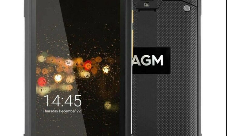 """AGM A8 RUGGED 3/4gb 32/64gb Quad Core Waterproof 13mp 5.0"""" Android Smartphone 4g"""