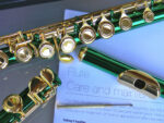GREEN C foot CIBAILI Flute • NEW • Case • Perfect For School • Free Express •