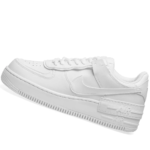 NIKE WOMENS Shoes Air Force 1 Shadow - White - OW-CI0919-100