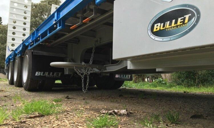 BULLET Machinery Drop Deck Semi Trailer 2 Year Warranty P 1300 70 70 90