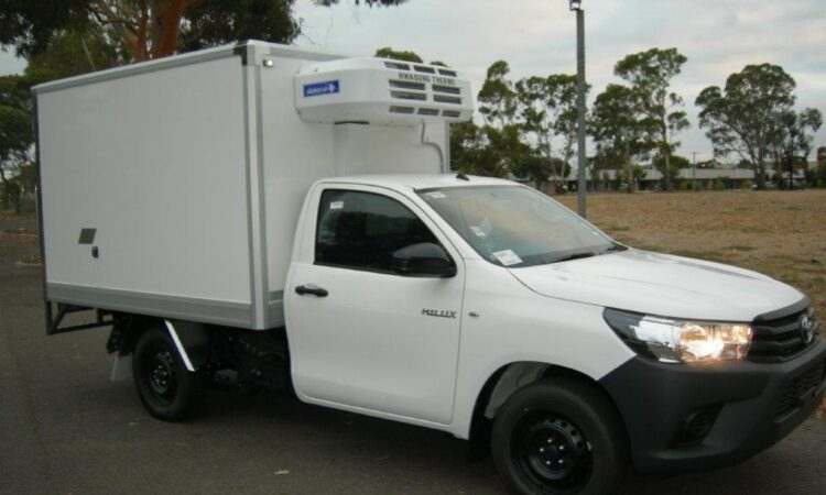 Refrigerated Hilux Ute