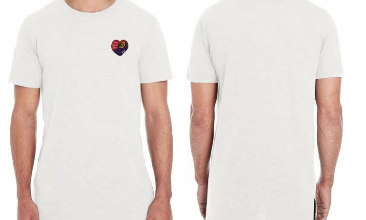 Live Love Laugh Skeletor Mens Chaotic Clothing Streetwear Drop Tail Tee