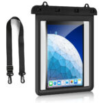 """Universal Waterproof Case for Tablets & Accessories Up to 11"""" inch"""