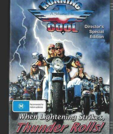 Running Cool DVD Andrew Divoff Tracy Sebastian New and Sealed Plays Worldwide