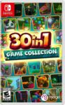 30 in 1 Game Collection Nintendo Switch Brand New