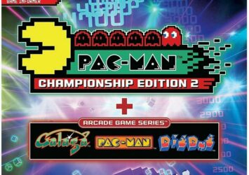 PacMan Championship Edition 2 + The Arcade PS4 Playstation 4 Brand New Sealed